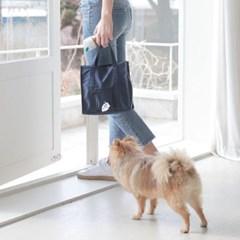 푼푼 데일리 산책가방 (네이비)
