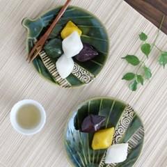 일본식기 코노미 포인트접시 14cm_(1325590)