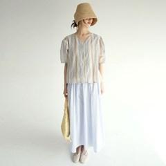 organic mood cotton blouse (2colors)_(1282101)