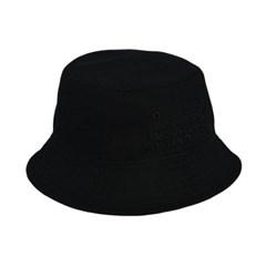 사이드 버킷햇 BLACK