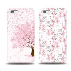 프리미엄 벚꽃날리는 날(아이폰X/XS)