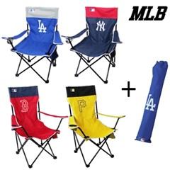 MLB 정품 폴딩/릴렉스 캠핑 체어 + 전용가방 증정