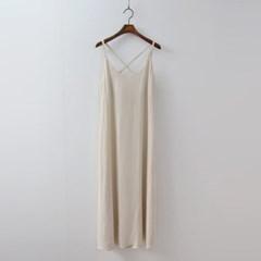 Linen Poppy Maxi Dress