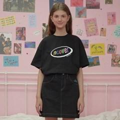 Rainbow logo tshirt-black_(1183530)