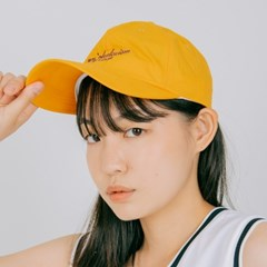 Olympiad Logo Embroidery Cap_yellow