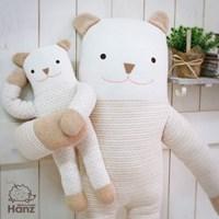 [DIY] 유기농 스쿠스쿠 허니 인형 만들기