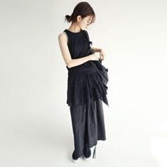 frill wave sensual mini skirts (2colors)_(1282731)