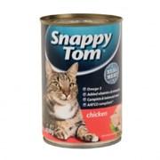 스내피톰 위드 치킨 400g  /고양이 간식/고양이 캔