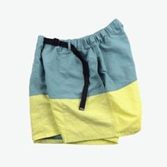 NYLON COLOR SHORTS (GREEN)_(400984879)