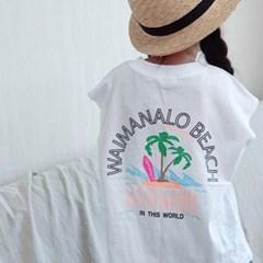하와이안 아동 나시티