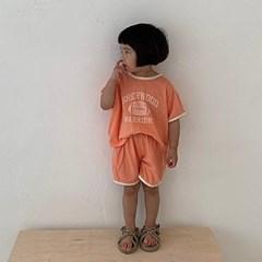 럭비공 아동 상하세트