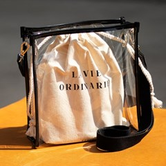 LVO Vinyl Bag (투명백)_(1873037)