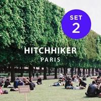 [예약판매] 10x10 히치하이커 vol.76 「PARIS」+ 배지