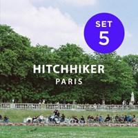 [예약] 10x10 히치하이커 vol.76 「PARIS」+ 배지 + 엽서북 + 퍼퓸