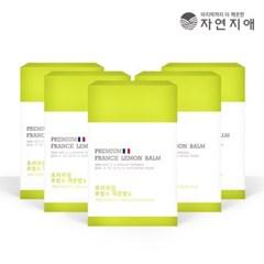 자연지애 프리미엄 프랑스 레몬밤 정 500mg x 300정 / 5_(2619818)