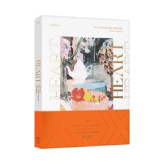 DVD/ 신화 - 2018 20th ANNIVERSARY CONCERT HEART DVD