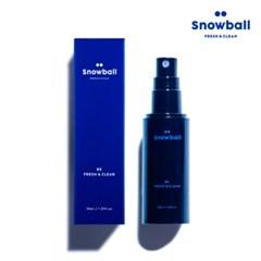 [무료배송] 스노볼 Snowball 국내최초 뿌리는 남성청결제