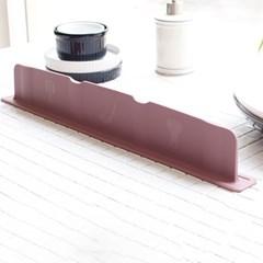 국내산 뉴 실리콘 흡착 씽크대 물막이 - 4color