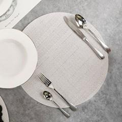모던 테이블 원형매트_(2176235)