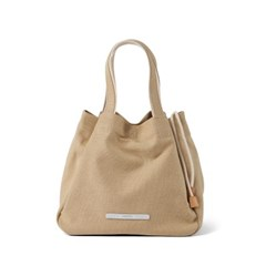 CLOVER TOTE 750 CANVAS SAND_(667736)