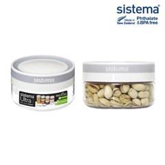 [시스테마] SI 트리탄 울트라 원형 보관용기 330ml_(835350)