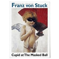 패브릭 포스터 F299 일러스트 그림 신혼 액자 큐피트