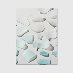 캔버스액자 타이드 SeaGlass 004