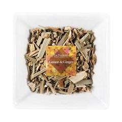 티웨어하우스 유기농 레몬진저티 (50티백/100티백/500g/1Kg) 허브차