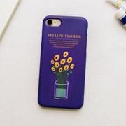 Yellow Flower-1116 아이폰케이스