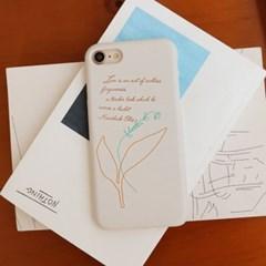 Drawing PLANTS-1126 갤럭시 폰케이스
