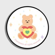 Target bear-white(스마트톡)_(1184134)