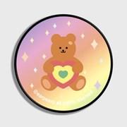 Target bear-pink/yellow(스마트톡)_(1184137)
