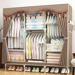 비키니옷장 대용량 옷수납정리함 3종