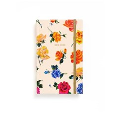 2019-2020 CLASSIC 17-MONTH ACADEMIC PLANNER - COMING UP ROSES