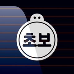 캐찹 자동차스티커 원형 초보_06