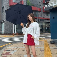 [로코식스] 정품 카카오프렌즈 3단 우산_(1037351)