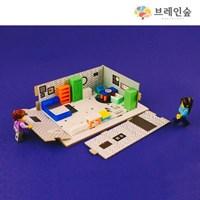 [공간영역&인테리어]DIY 내 방 만들기-미국스타일_(2020343)