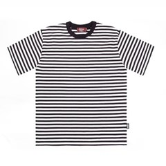 One Stripe T-shirt_Navy/White