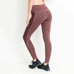 [monob]Moto Glide Mesh Full Leggings (AP1647)