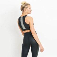 [monob]Foil Scale Block Sports Bra (AT6120)