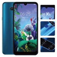 뷰에스피 LG X6 2019 풀커버액정+유광후면+렌즈필름 각2매