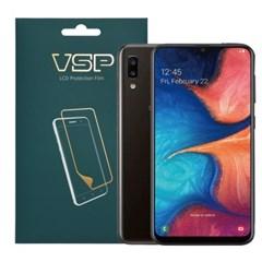 VSP 갤럭시 와이드4 A20 풀커버액정+유광 후면보호필름 각2매
