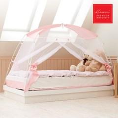 카즈미 프리미엄 모기장 텐트 싱글 KT9T3E001 / 침대모기장 아기모기