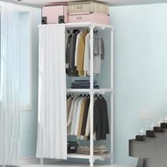 옷장정리법 원룸옷장 틈새 옷수납정리함