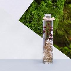 반짝이는 자연을 담다 하바리움[버건디 골드][낱개상품][전국택배]