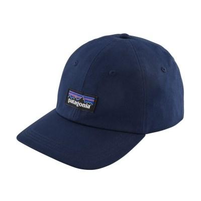 [정품][국내 배송] 파타고니아 P-6 스몰로고 라벨 트레드캡 모자