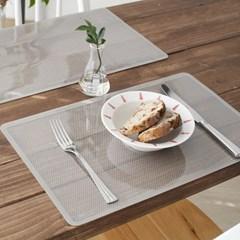 도트 식탁 개인매트 - 2color_(2736760)