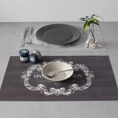 레터링 테이블(개인) 식탁매트 - 2color_(2736750)
