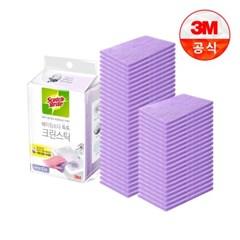 [3M]크린스틱 시트타입 욕실청소 10입 5개_(2049682)