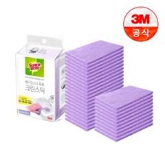 [3M]크린스틱 시트타입 욕실청소 10입 3개_(2049681)
